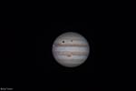 Jupiter Schattendurchgang 2