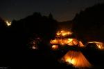 Lager an der Tannenburg